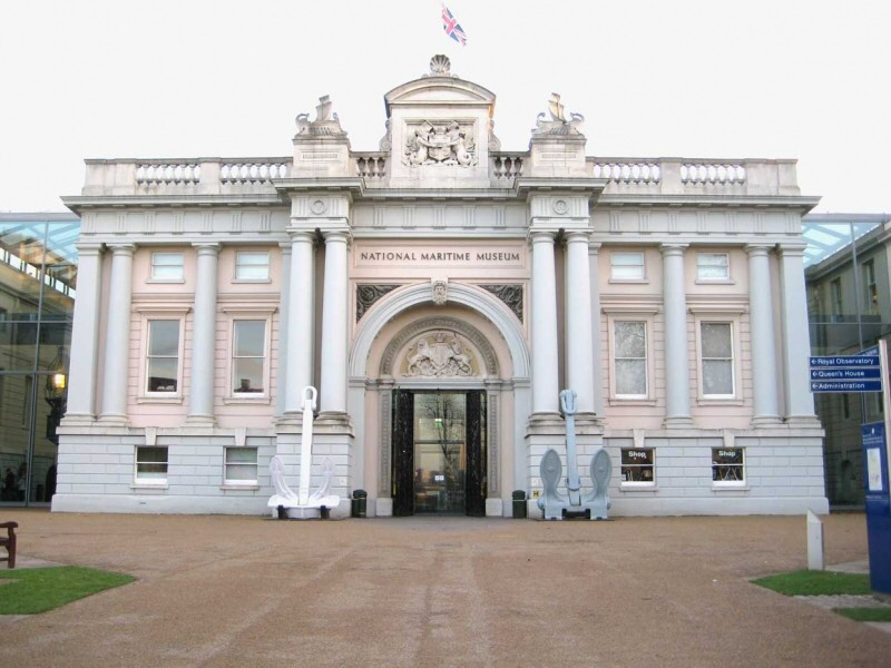 Museo Marítimo Greenwich