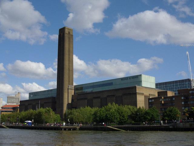 Tate Modern: Museo de Arte Moderno de Londres