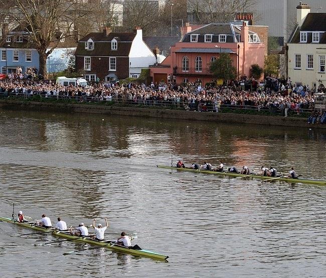 The Boat Race: La regata de Oxford vs Cambridge - Tour Londres