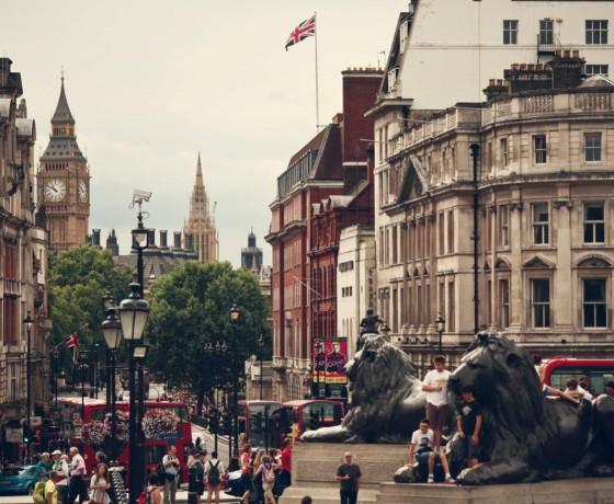 Tour personalizado de medio día en transporte privado en Londres