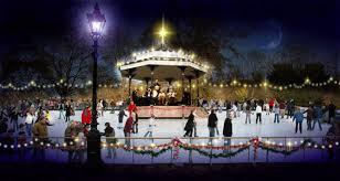 Pista de patinaje Winter Wonderland