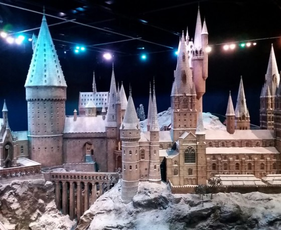 Excursion Estudios Harry Potter