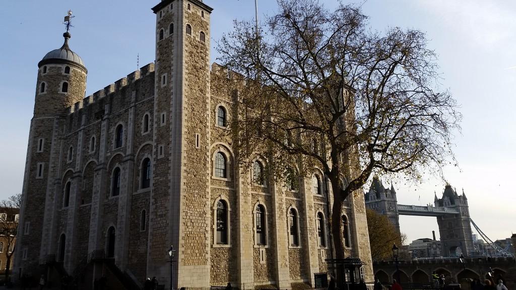 Torre de Londres y las joyas de la corona