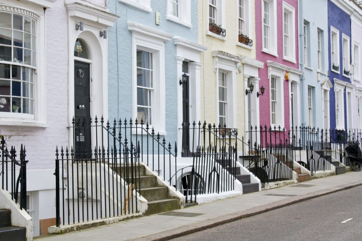 Notting Hill - Londres