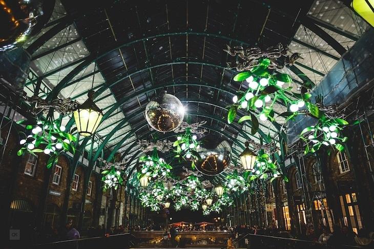 Galería Iluminada Londres