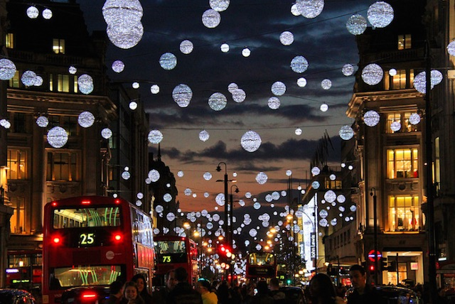 Luces Oxford