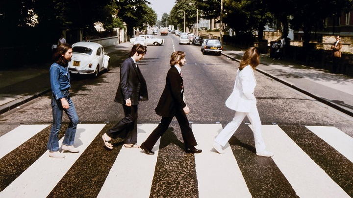 Beatles en londres