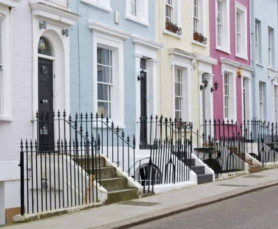 Tour privado Notting Hill - Portobello