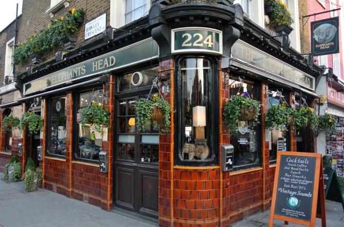 londres Pubs historicos