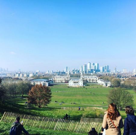 Tour de Greenwich