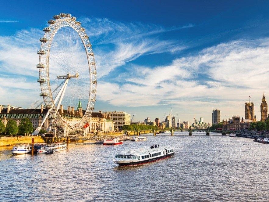 Cruceros por el Tamesis, Excursiones de Londres tourlondres.com