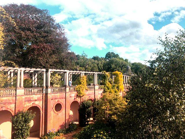 Jardines de Hampstead Head
