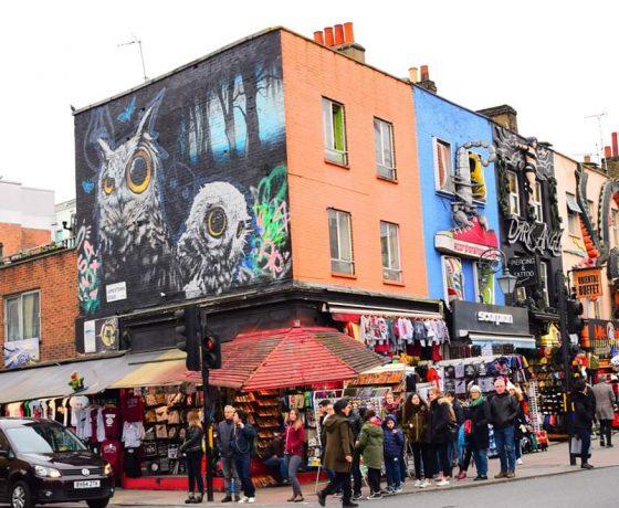 Tour privado Camden Town