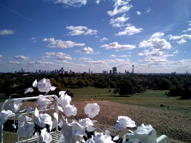 Vistas desde Primrose Hill