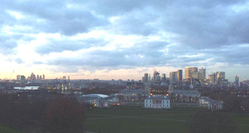 vistas desde greenwich