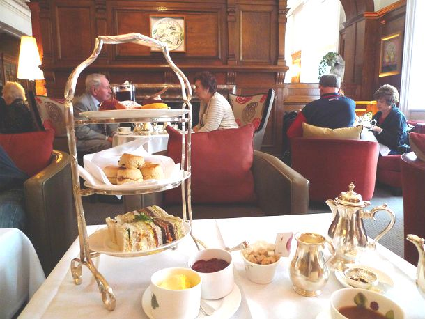 Dónde tomar el famosos Afternoon Tea en Londres