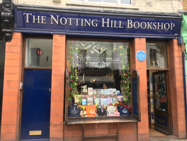libreria Notting Hill