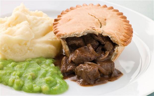 Los platos más típicos de la gastronomía británica
