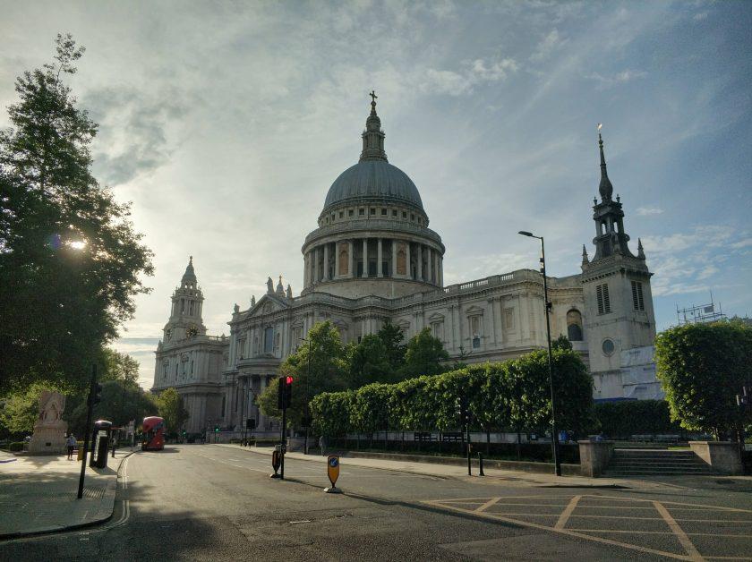 Tours en Londres durante el coronavirus