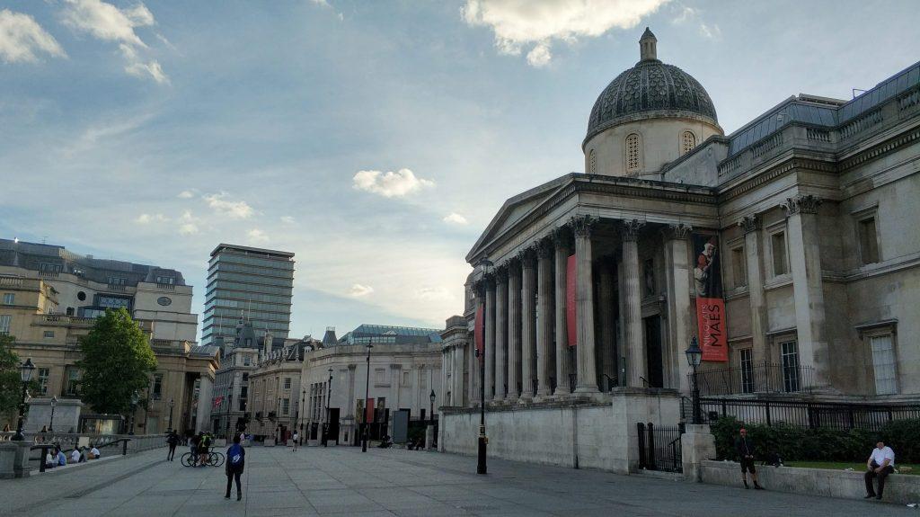 Museo National Gallery de Londres