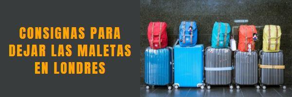 Consignas para dejar las maletas en Londres, disfruta de nuestros tours gratis en Londres