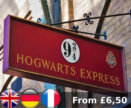 World of Wizards and Harry Potter Outdoor Escape Game