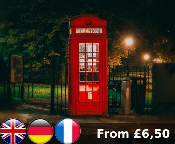 Haunted London Escape Game