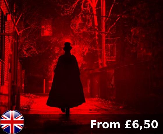 Jack the Ripper Escape Game