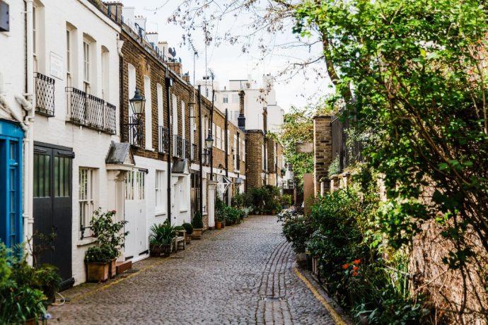 Londres durante la desescalada