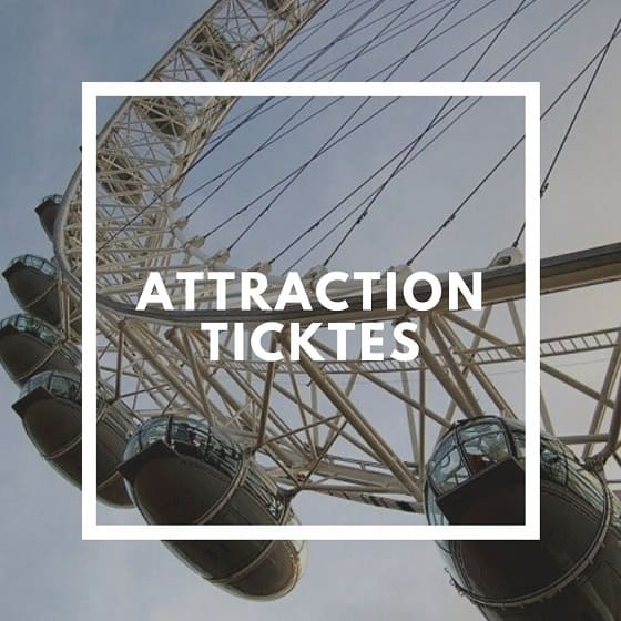 London Attraction Tickets and London Free Walking Tours
