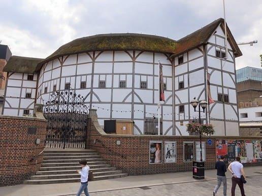 Globe Theatre de Shakespeare