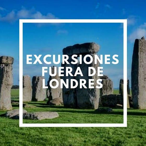 EXCURSIONES FUERA DE LONDRESl