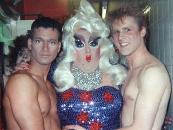 drag queen en Londres Ruby Venezuela