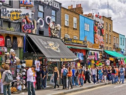 Tour Gratis Camden Town - Tour Londres