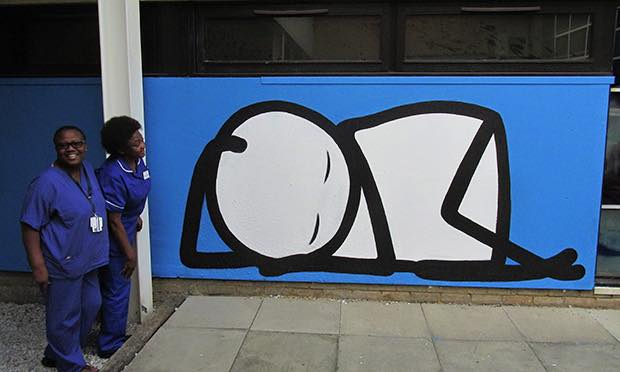 tour londres arte urbano en español