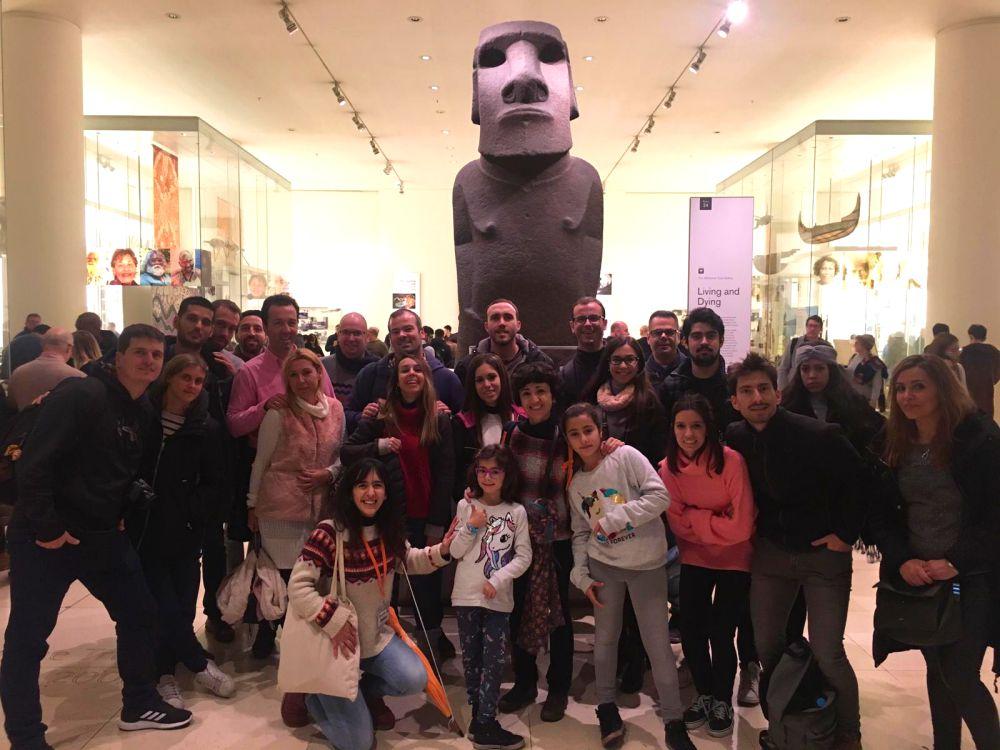 Tour Gratis Museo Británico