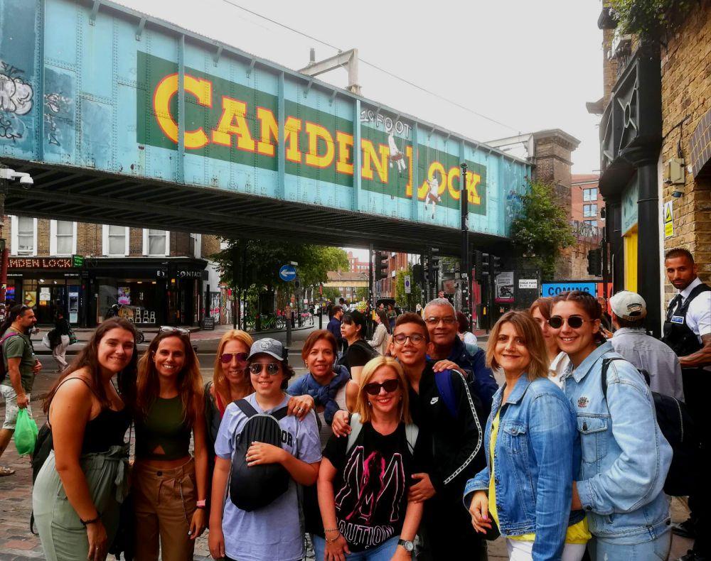 Tour gratis de Camden
